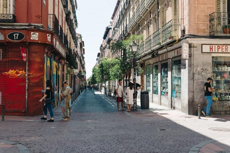 Madrid's Attraction Places 0