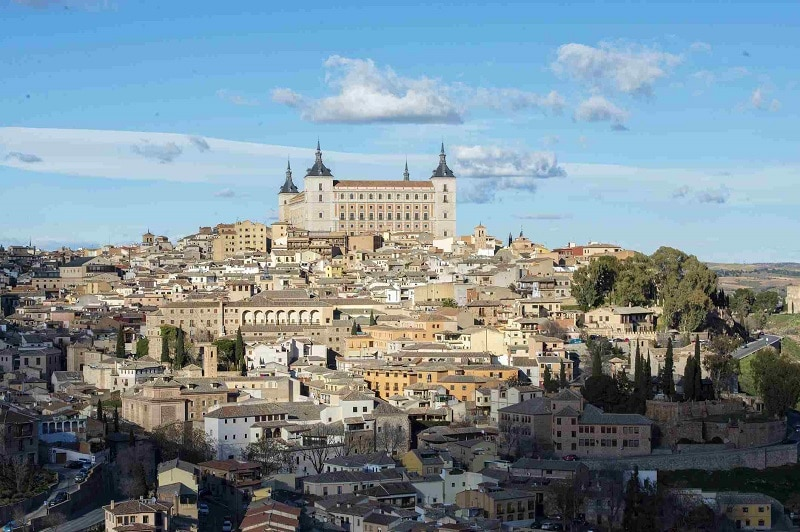 Madrid's Attraction Places 1